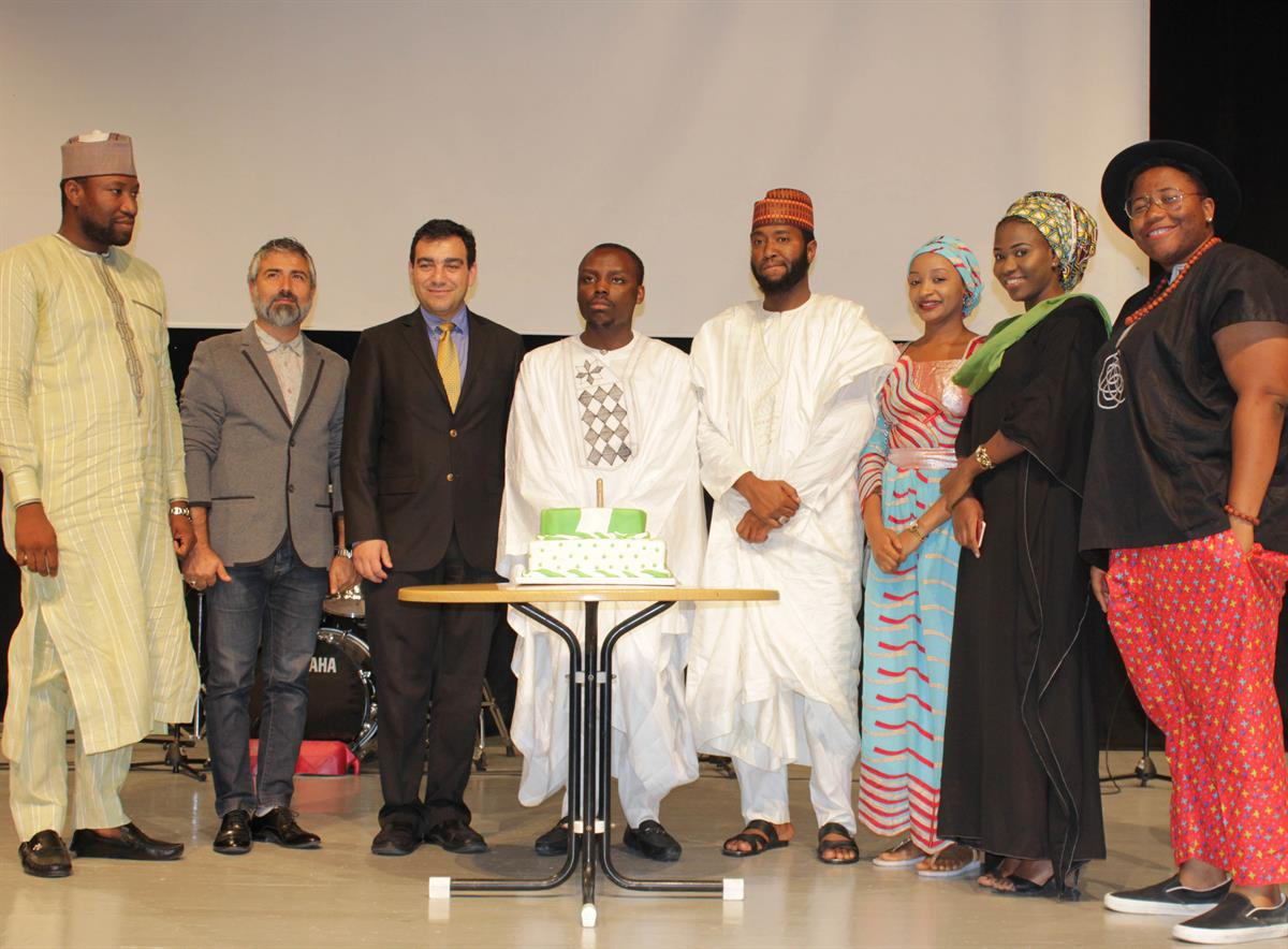 Nigerian Students Society Organizes a Cultural Night