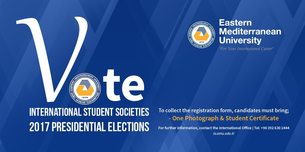 International Students Society Election [Presidential Candidates]