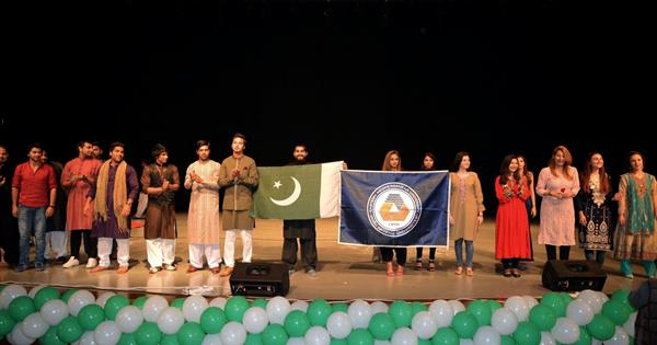 Pakistani Students Society Holds Cultural Night