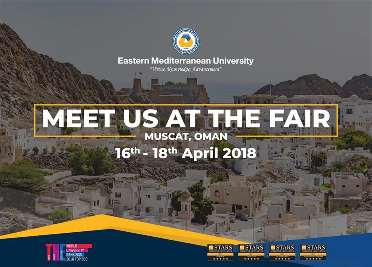 MEET US THE FAIR - Oman