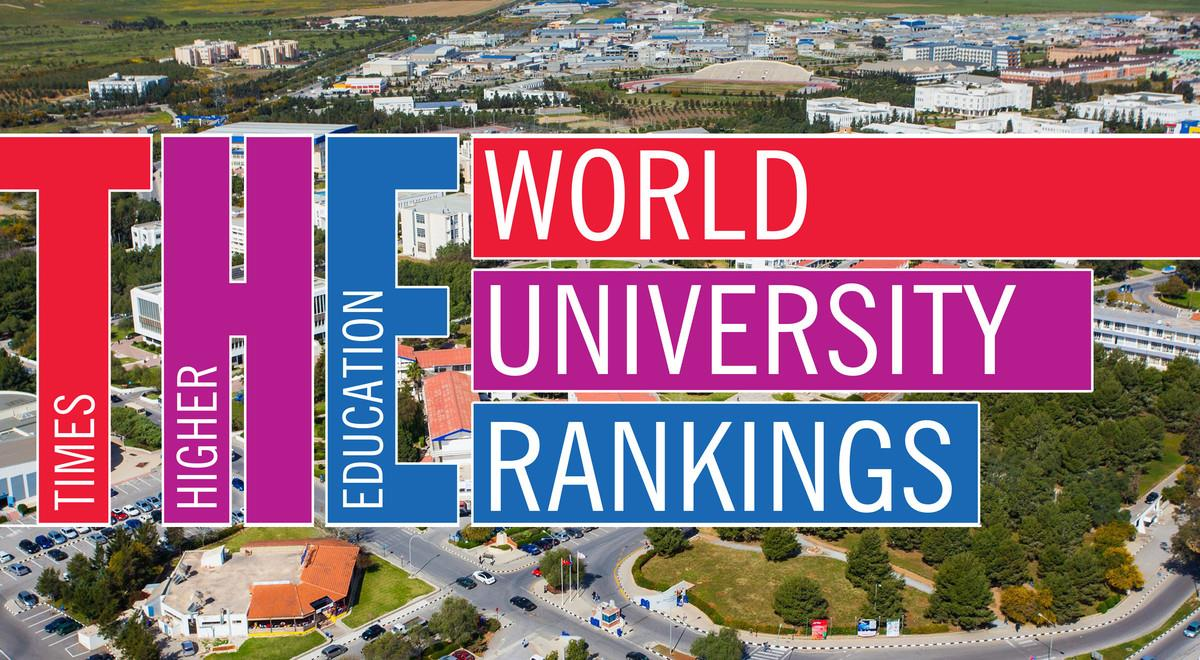 EMU Makes It Into The Times Higher Education World Rankings