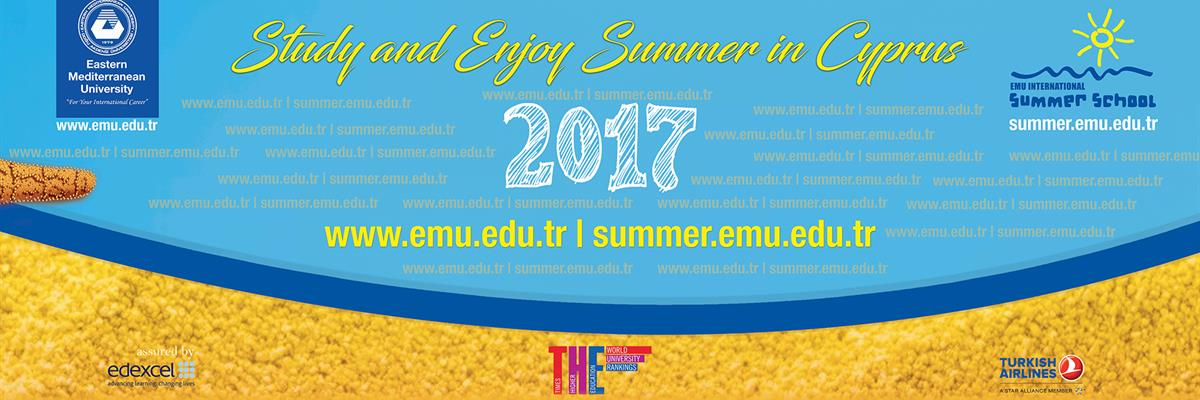 EMU International Summer School