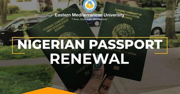 NIGERIAN PASSPORT RENEWAL _ November 2019