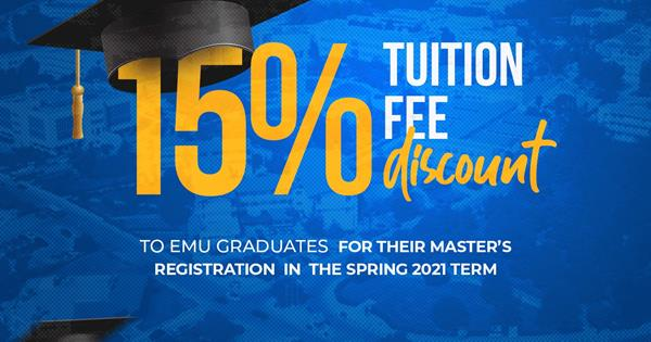 Extra Tuition Fee Discount